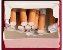 peu de cigarette